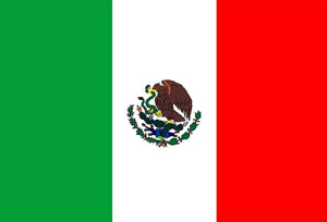 Mexican Flag image