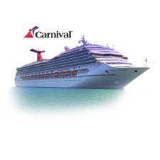 Carnival Cruise Package ($10,000 Value)