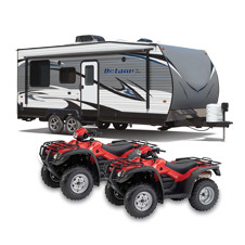Ultimate Outdoor Toy Package ($60,000 Value)