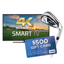 Hole In One Insurance Auxiliary Prizes