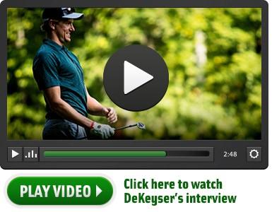 Hole In One Insurance Winner - DeKeyser