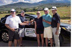 Hole In One Insurance Winner - Bob Devan