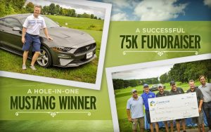 Hole In One Insurance Winner - Brian Farasy