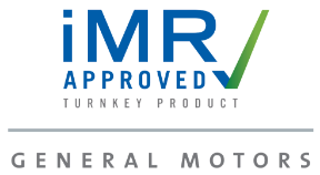 GM iMR Logo